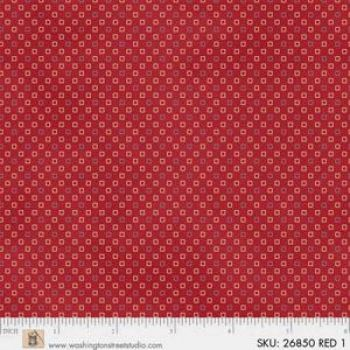 Mississippi Collection 4757 26850 RED1