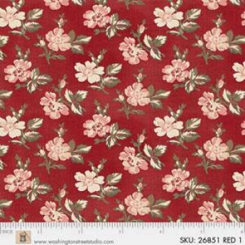 Mississippi Collection 4757 26851 RED1