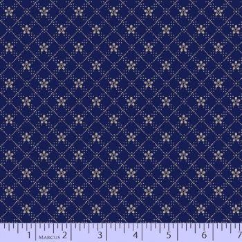 7863-0110 - Crisscross Flowers