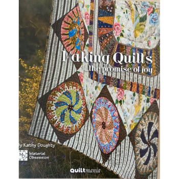 Making Quilts...the promise of Joy