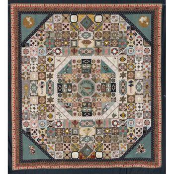 1797 Sundial Quilt