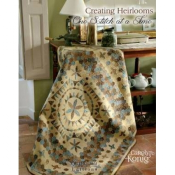 Creating Heirlooms One Stitch at a Time