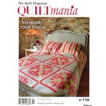 Quiltmania Magazine no. 110