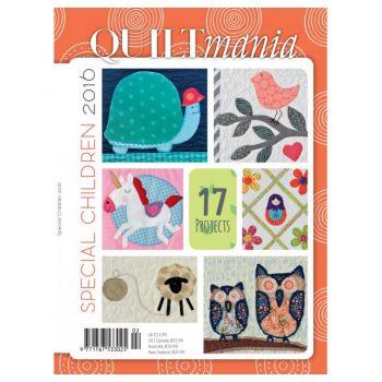 Quiltmania Special - Children 2016