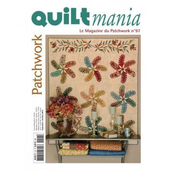 Quiltmania Magazine no. 97