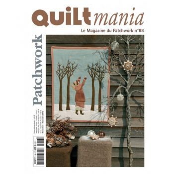 Quiltmania Magazine no. 98  November - December 2013