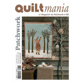 Quiltmania Magazine no. 98  November - December 2013
