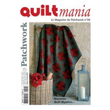 Quiltmania Magazine no. 99 January - February 2014