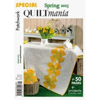 Quiltmania Special - Spring 2015