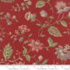 Jardin de Versailles Rouge 13810-11 Red Florals