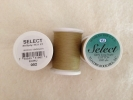 Select Cotton Thread 2-ply 40wt T-27 1000yds Ecru